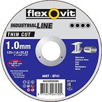 Voordelige Flexovit doorslijpschijven Thin Cut